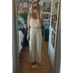 Princess Polly Rattlesnake Striped Jumpsuit